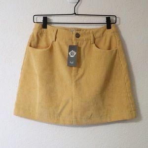 K Zell Mini Skirt